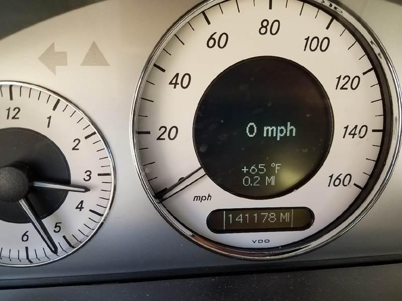 2007 Mercedes-Benz E-Class E 350 4dr Sedan - Clovis NM