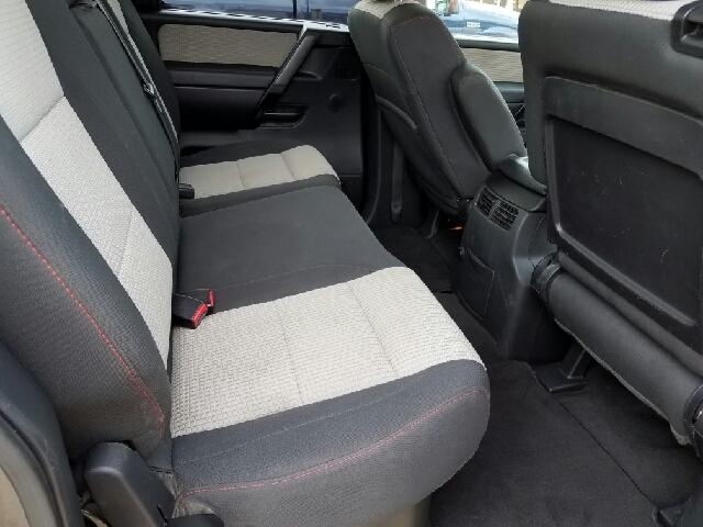 2009 Nissan Titan 4x4 PRO-4X FFV Crew Cab Short Bed 4dr - Clovis NM