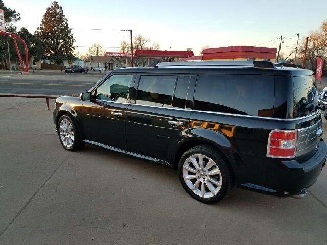 2011 Ford Flex AWD Titanium 4dr Crossover w/EcoBoost - Clovis NM