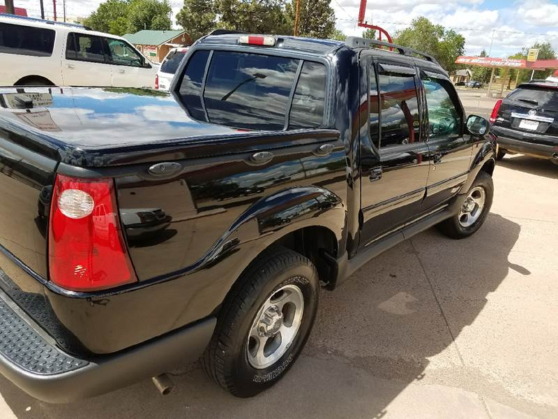2005 Ford Explorer Sport Trac 4dr XLT Crew Cab SB RWD - Clovis NM