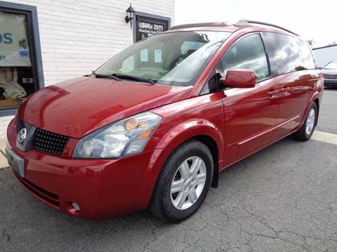 2006 Nissan Quest for sale in Stafford, VA