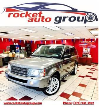 2009 Land Rover Range Rover Sport for sale in Gainesville, GA