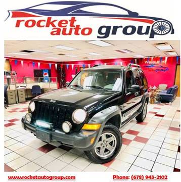 2005 Jeep Liberty for sale in Gainesville, GA