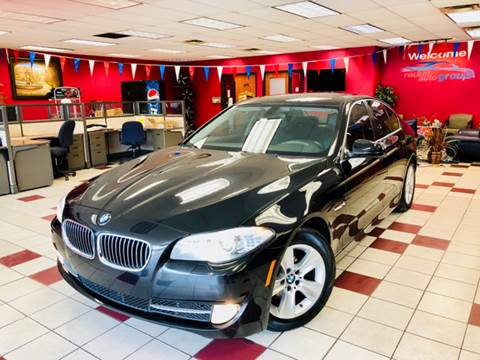 2011 BMW 5 Series for sale in Gainesville, GA