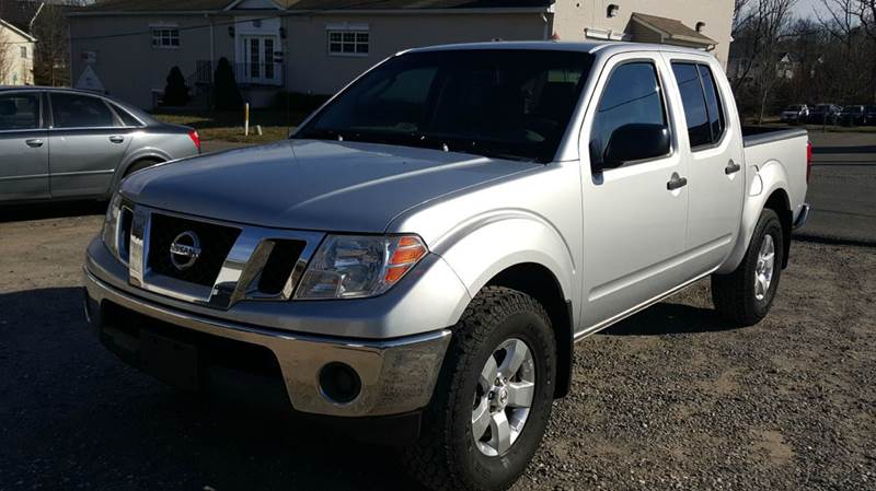 2009 Nissan Frontier Se V6 4x4 4dr Crew Cab Swb Pickup 5a In