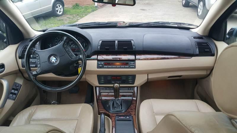2004 bmw x5 4.4i awd