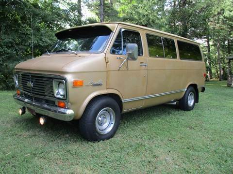 1976 Chevrolet G20 for sale at Longs Automobile Emporium Inc in Atwater OH
