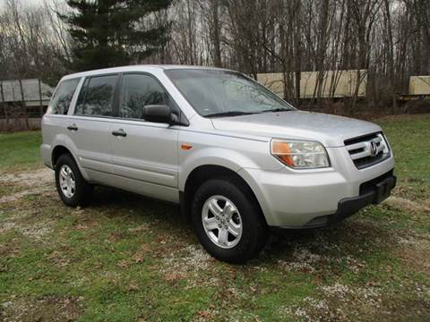 2007 Honda Pilot for sale in Atwater, OH