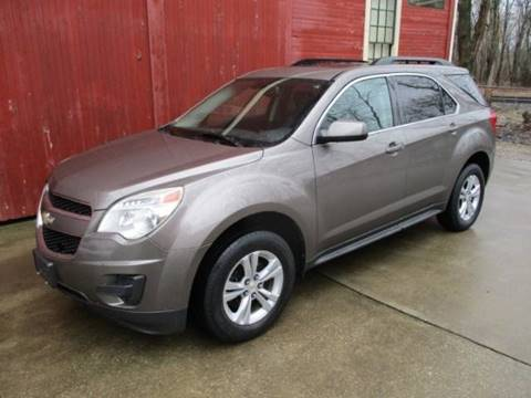 2011 Chevrolet Equinox for sale in Atwater, OH