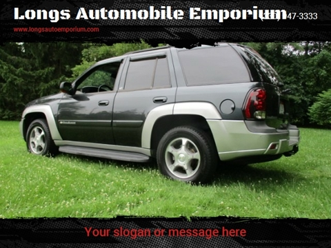 Chevrolet TrailBlazer For Sale in Atwater, OH - Longs