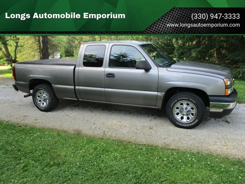 2007 Chevrolet Silverado 1500 Classic for sale in Atwater, OH