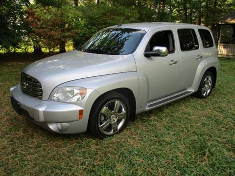 2009 Chevrolet HHR LT for sale at Longs Automobile Emporium Inc in Atwater OH