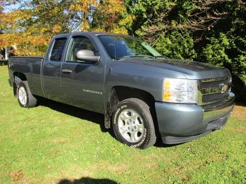 2007 Chevrolet Silverado 1500 Work Truck for sale at Longs Automobile Emporium Inc in Atwater OH