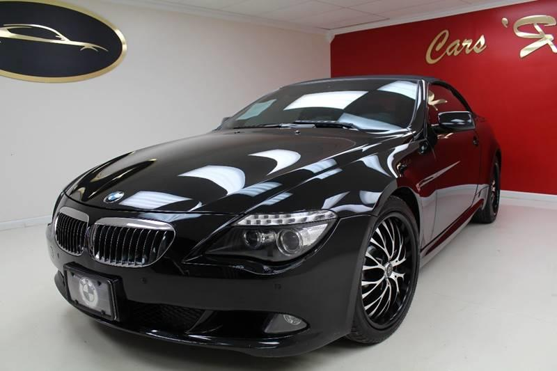 BMW 6 Series 650i Convertible RWD For Sale in Fort Wayne, IN - CarGurus