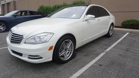 Mercedes Benz Indianapolis >> 2013 Mercedes Benz S Class For Sale In Indianapolis In