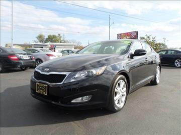 2013 Kia Optima for sale at Cars R Us in Indianapolis IN