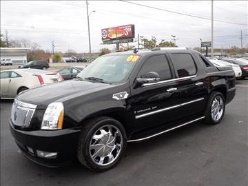 2008 Cadillac Escalade EXT for sale at Cars R Us in Indianapolis IN