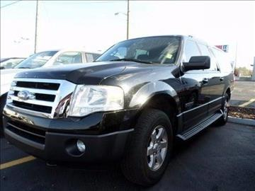 2007 Ford Expedition EL for sale at Cars R Us in Indianapolis IN