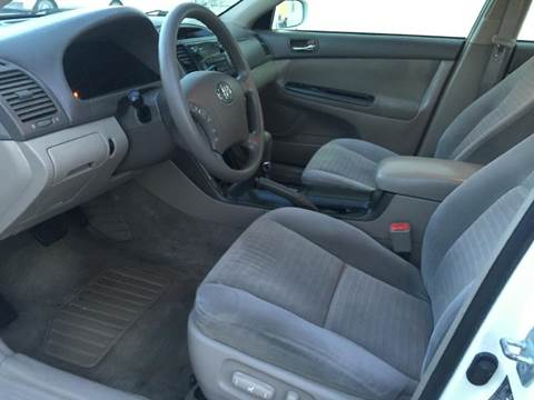 2005 Toyota Camry for sale at Auto Land in Bloomington CA