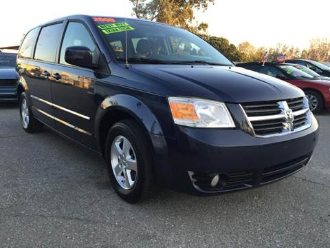 2008 Dodge Grand Caravan for sale at Auto Land in Bloomington CA