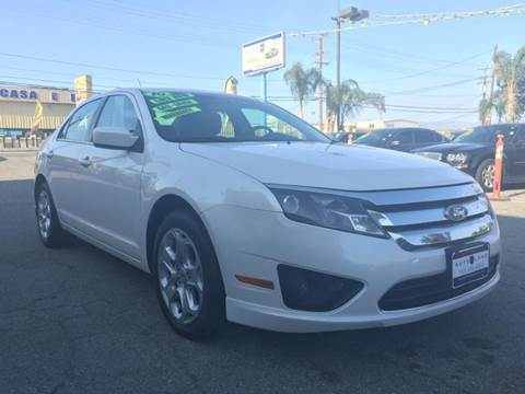 2010 Ford Fusion for sale at Auto Land in Bloomington CA