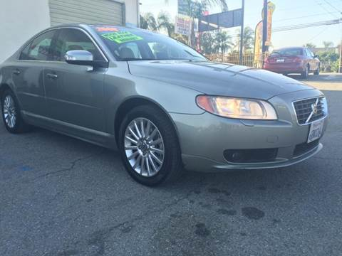2008 Volvo S80 for sale at Auto Land in Bloomington CA