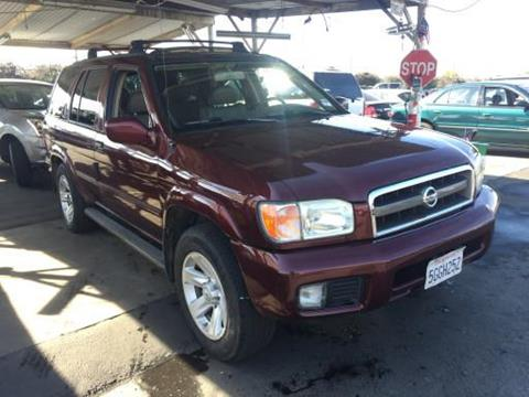 2003 Nissan Pathfinder for sale at Auto Land in Bloomington CA