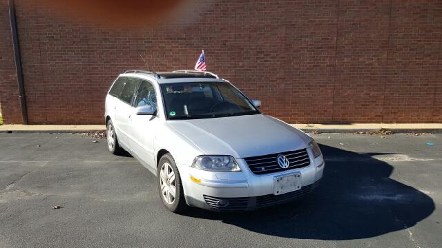 2002 Volkswagen Passat AWD W8 4Motion 4dr Wagon - Richmond VA