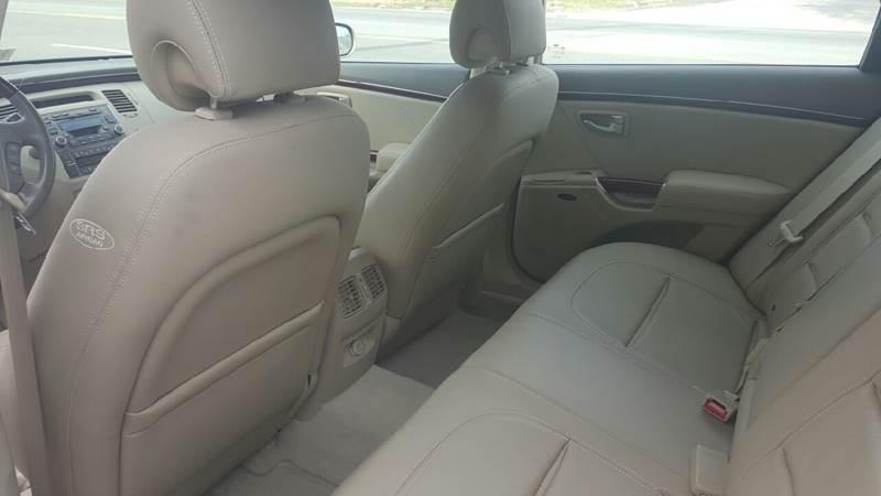 2006 Hyundai Azera Limited 4dr Sedan - Richmond VA