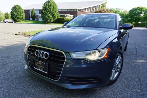 2012 Audi A6 for sale in Swampscott, MA