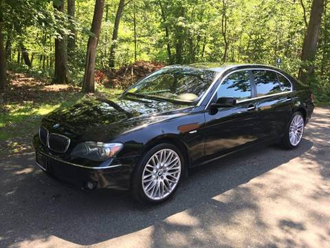 2008 BMW 7 Series for sale in Swampscott, MA