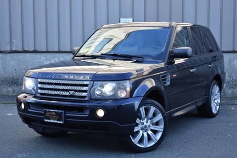 2007 Land Rover Range Rover Sport for sale in Swampscott, MA