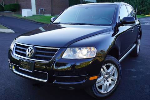 2006 Volkswagen Touareg for sale in Swampscott, MA