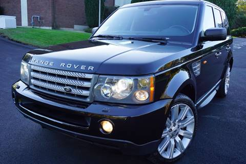 2008 Land Rover Range Rover Sport for sale in Swampscott, MA