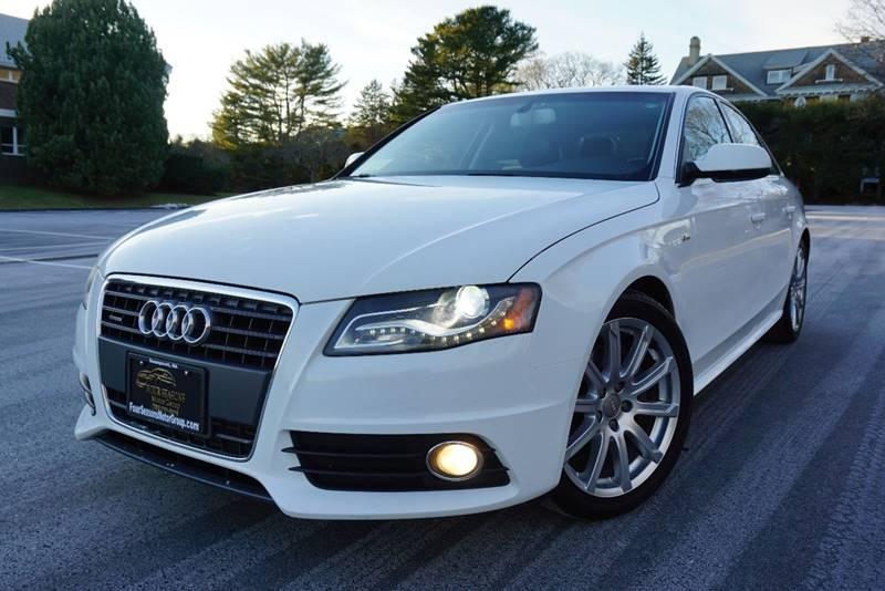 Four Seasons Motor Group Used Cars Swampscott MA Dealer - Audi dealers in ma