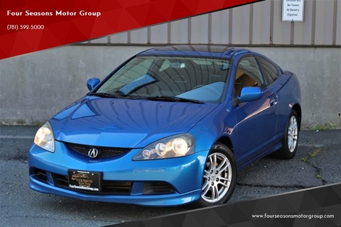 2006 acura rsx for sale carsforsale com