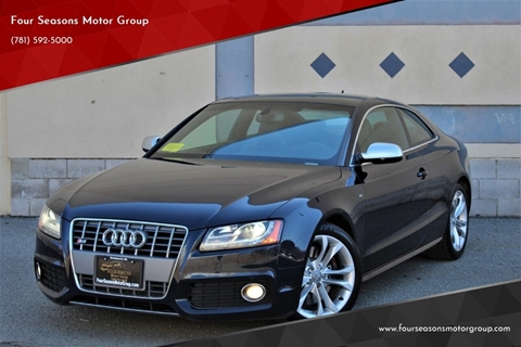 2010 Audi S5 for sale in Swampscott, MA