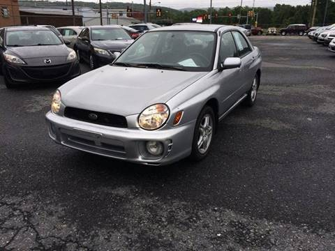 2002 Subaru Impreza for sale in Allentown, PA
