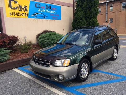 2001 Subaru Outback for sale in Allentown, PA