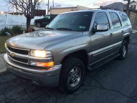 2001 Chevrolet Tahoe for sale in Allentown, PA