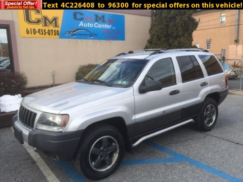 2004 jeep grand cherokee in allentown pa car mart auto for Honda dealer allentown pa