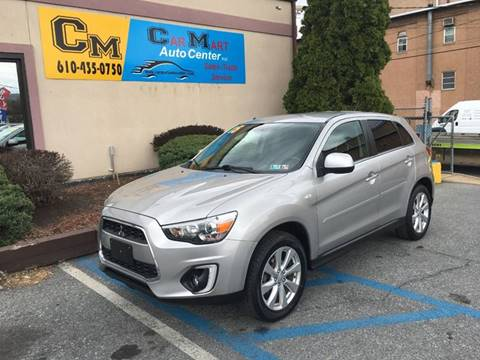2015 Mitsubishi Outlander Sport for sale in Allentown, PA