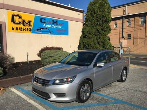 2015 Honda Accord for sale in Allentown, PA
