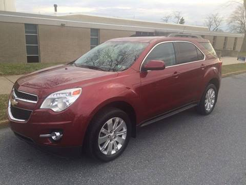 2011 Chevrolet Equinox for sale in Allentown, PA
