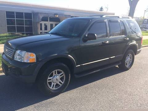 2003 Ford Explorer for sale in Allentown, PA