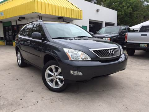 2009 Lexus RX 350 for sale in West Palm Beach, FL