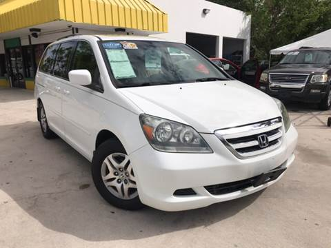 2007 Honda Odyssey for sale in West Palm Beach, FL