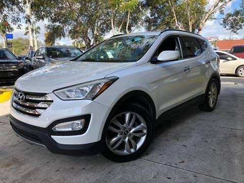 Hyundai West Palm Beach >> Hyundai Santa Fe Sport For Sale In West Palm Beach Fl