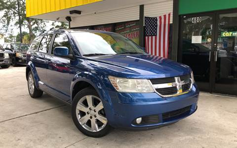 2010 Dodge Journey for sale at West Palm Beach in West Palm Beach FL