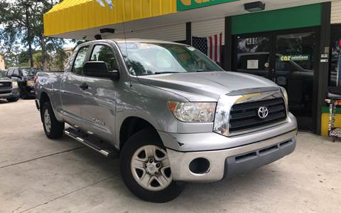 2008 Toyota Tundra for sale at West Palm Beach in West Palm Beach FL